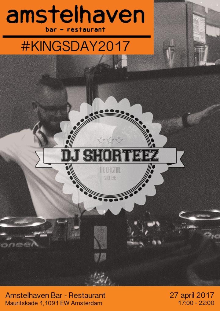 DJ SHORTEEZ @ Amstelhaven - Amsterdam, Netherlands