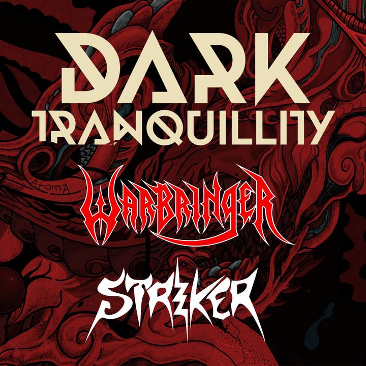 Dark Tranquillity @ Slim's - San Francisco, CA