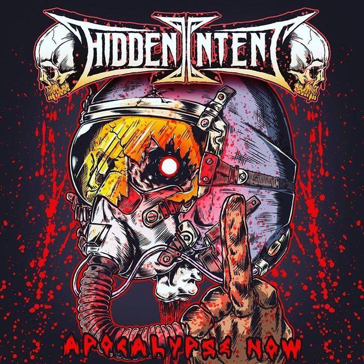 Hidden Intent Tour Dates
