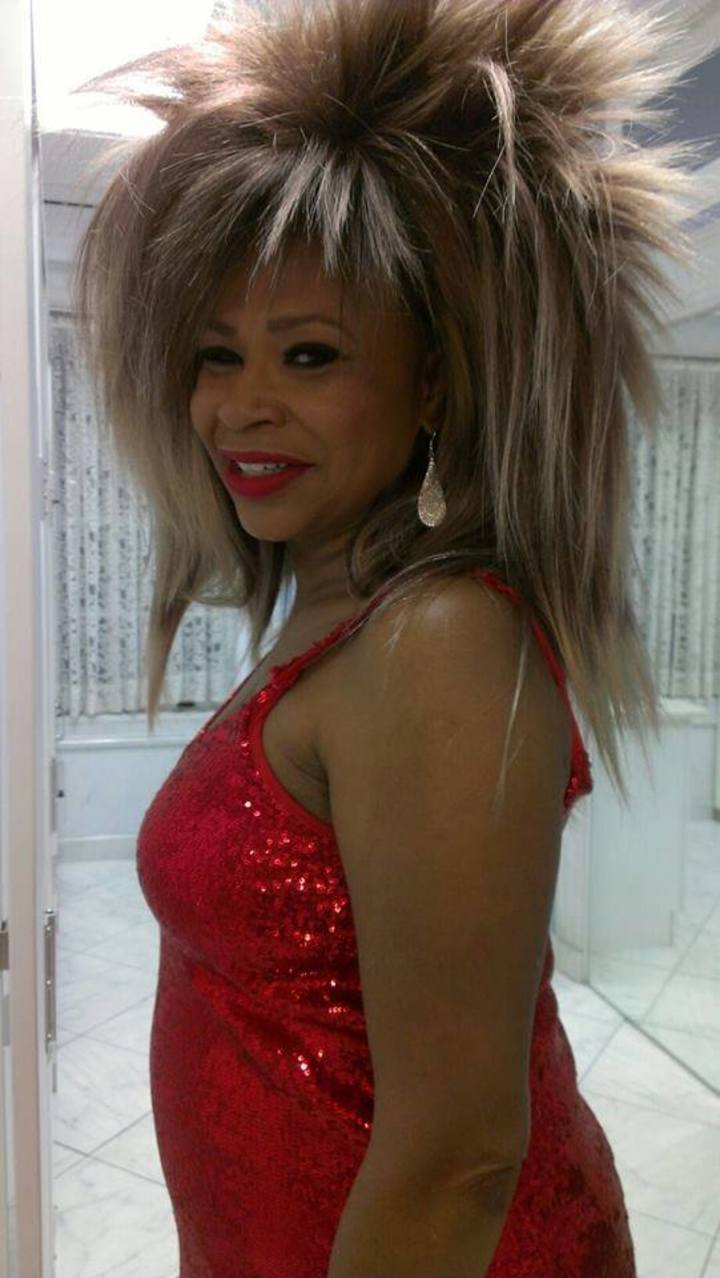 Tina Turner Impersonator and Singer Tour Dates