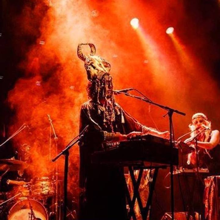 The Golden Dawn Arkestra Tour Dates