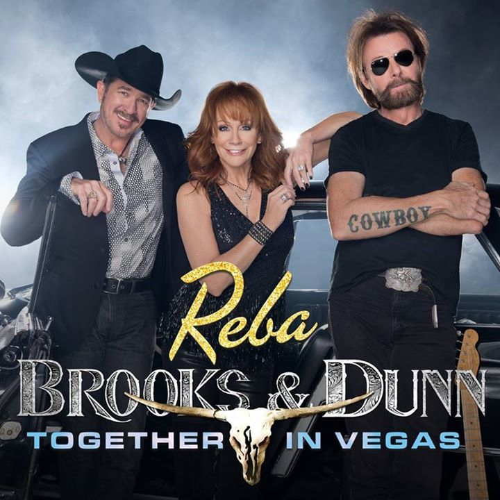 Reba, Brooks & Dunn: Together in Vegas @ The Colosseum at Caesars Palace - Las Vegas, NV