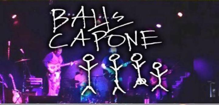 Balls Capone Tour Dates