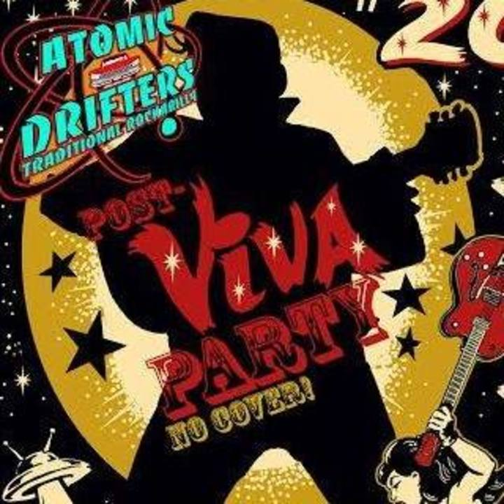 The Atomic Drifters Tour Dates