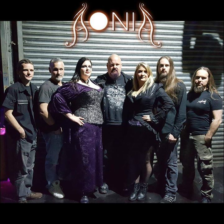 AONIA Tour Dates