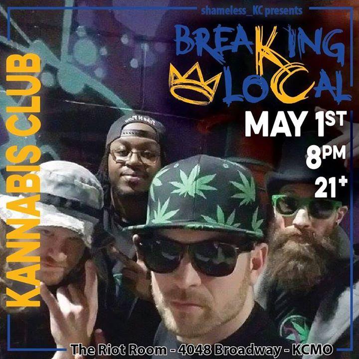 Kannabis Club Tour Dates