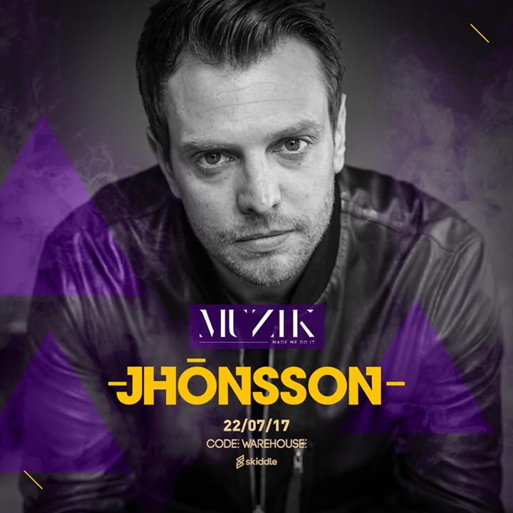 Jhōnsson Tour Dates