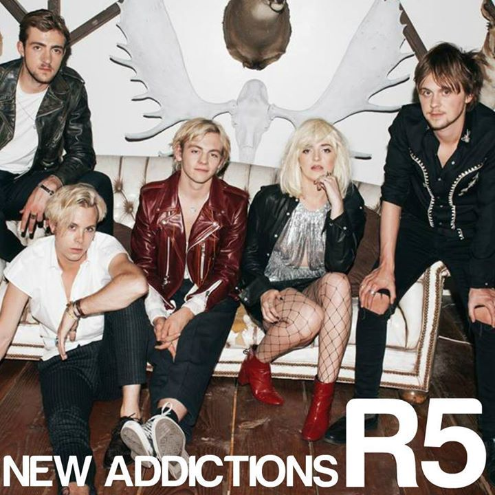 R5 Rocks Tour Dates