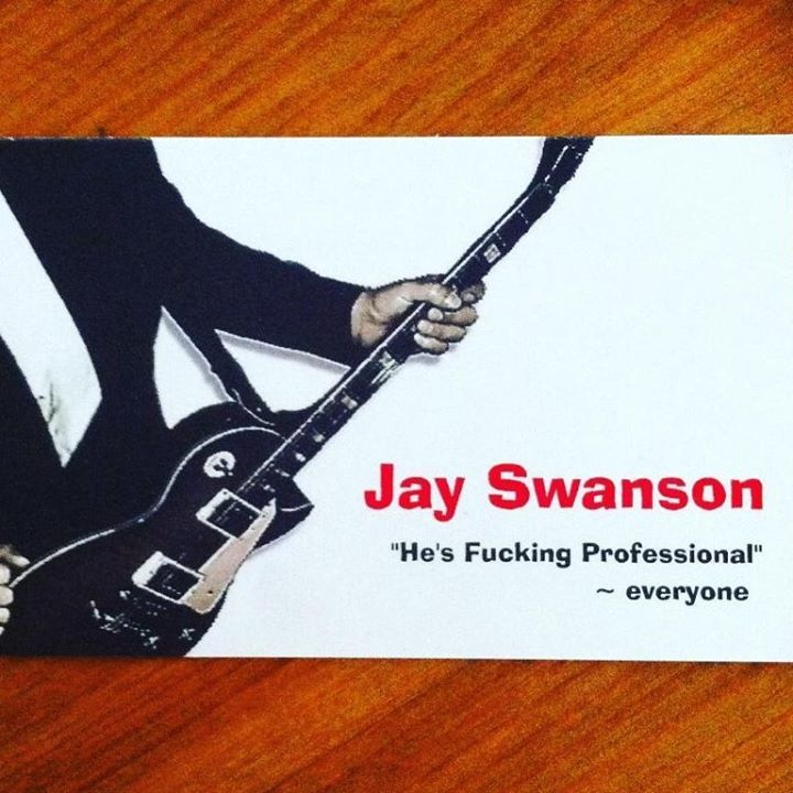 Jay Swanson Tour Dates