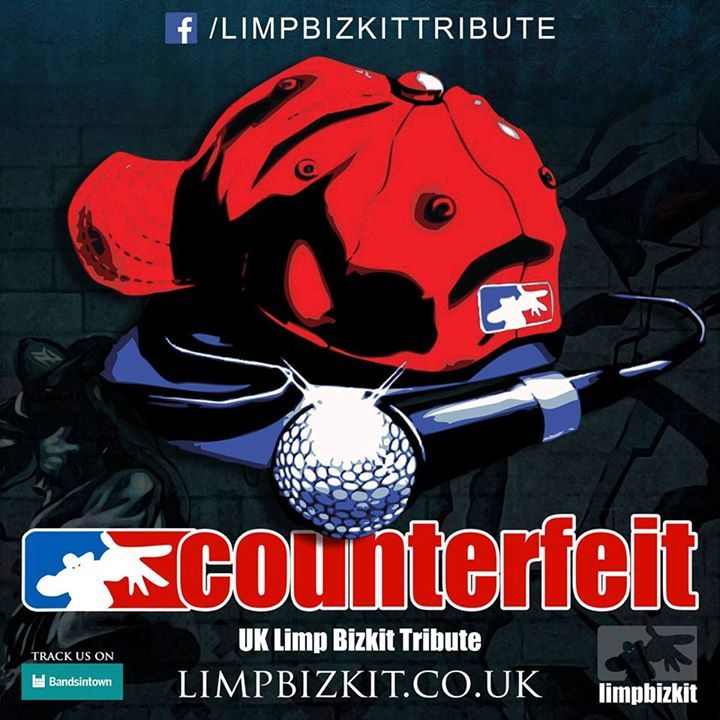 Counterfeit - UK Limp Bizkit Tribute Tour Dates