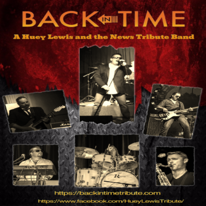 Back In Time @ Societaetstheater, Gutmannsaal - Dresden, Germany