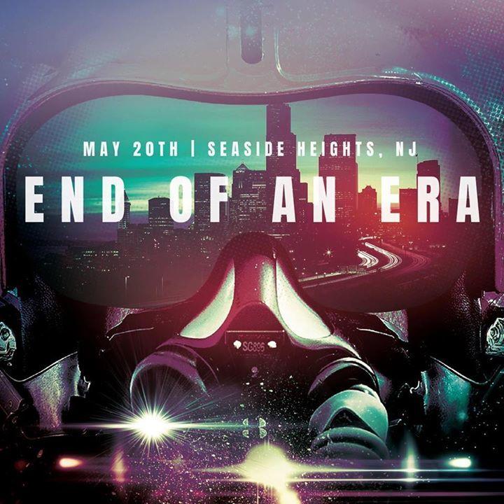 End of an Era Tour Dates