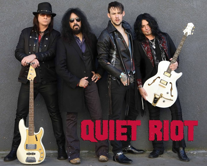 Quiet Riot @ Liquid joe's - Salt Lake City, UT