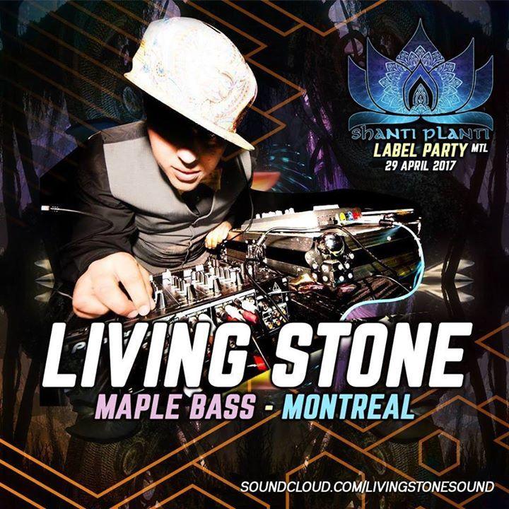 Living~Stone Tour Dates