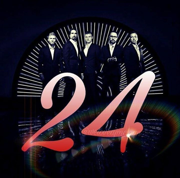 Backstreet Boys: Here's to 20 more years Tour Dates