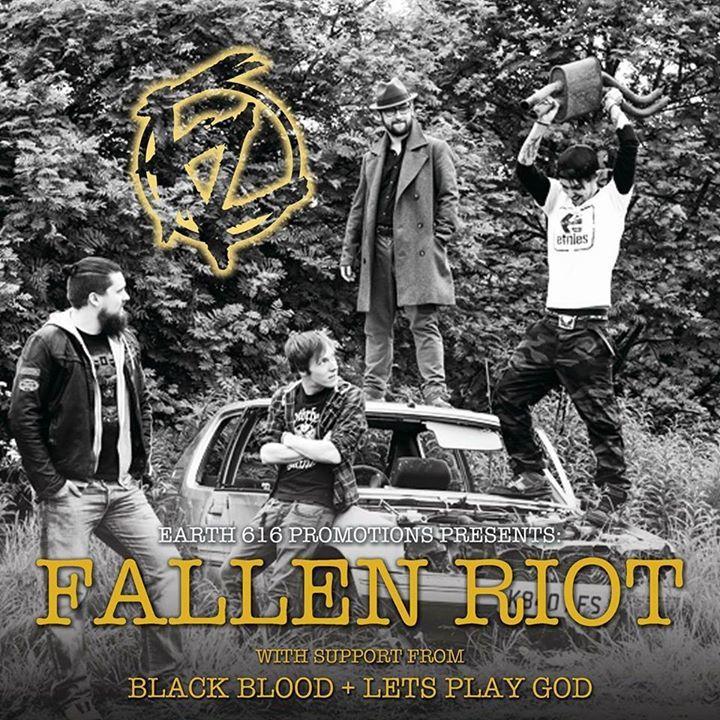 Fallen Riot Tour Dates