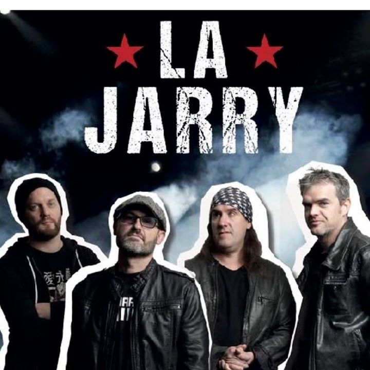 LA JARRY Tour Dates