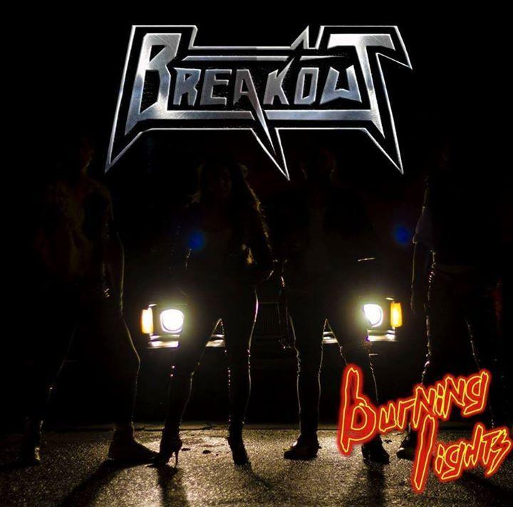 BREAKOUT - Heavy Metal Tour Dates