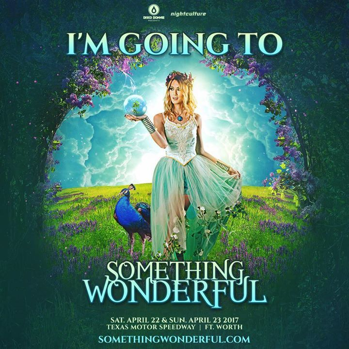 Something Wonderful Tour Dates