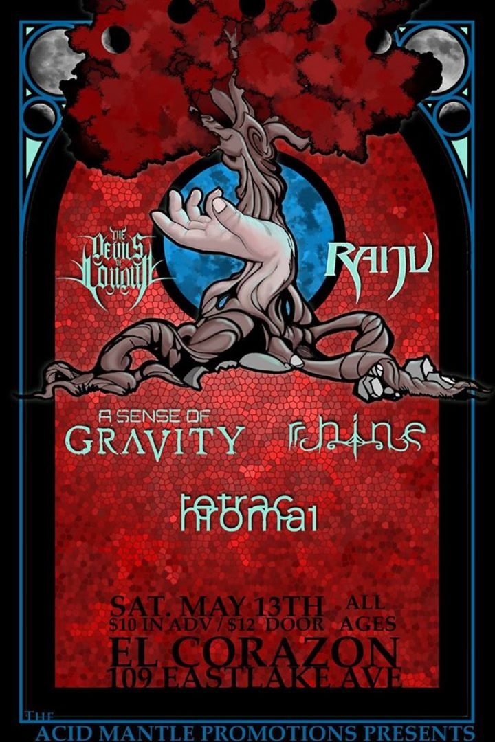 The Devils Of Loudun Tour Dates