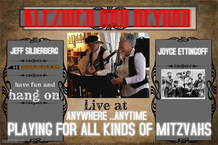 Klezmer and Beyond Tour Dates
