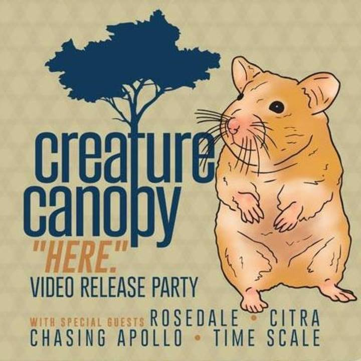 Creature Canopy Tour Dates