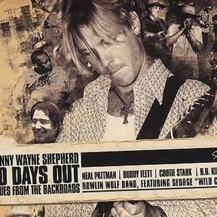 Kenny Wayne Shepherd - Blues-Band Tour Dates
