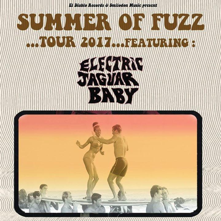 ELECTRIC JAGUAR BABY Tour Dates