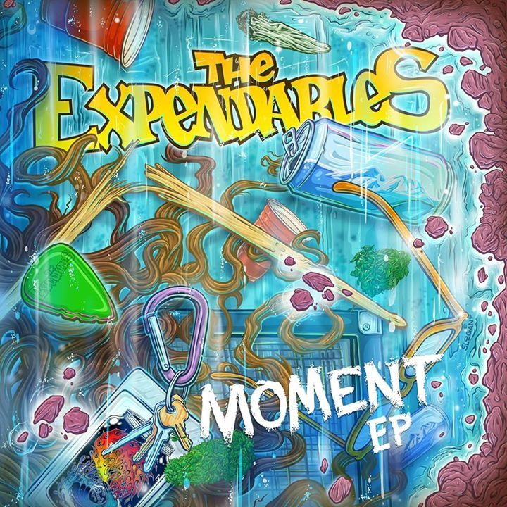 The Expendables @ The Catalyst - Santa Cruz, CA