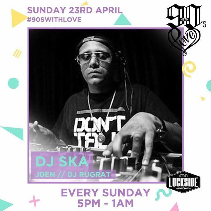 DJ $KA Tour Dates