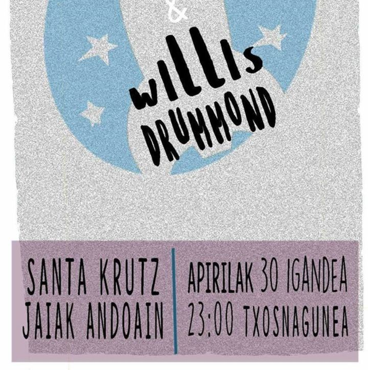 Willis Drummond Tour Dates