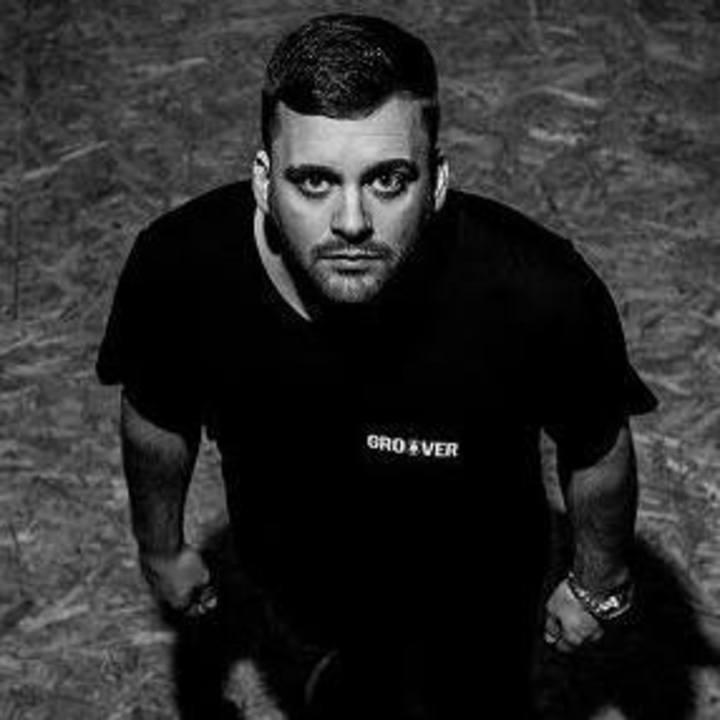 Max Chapman @ Forty Five - Hasselt, Belgium