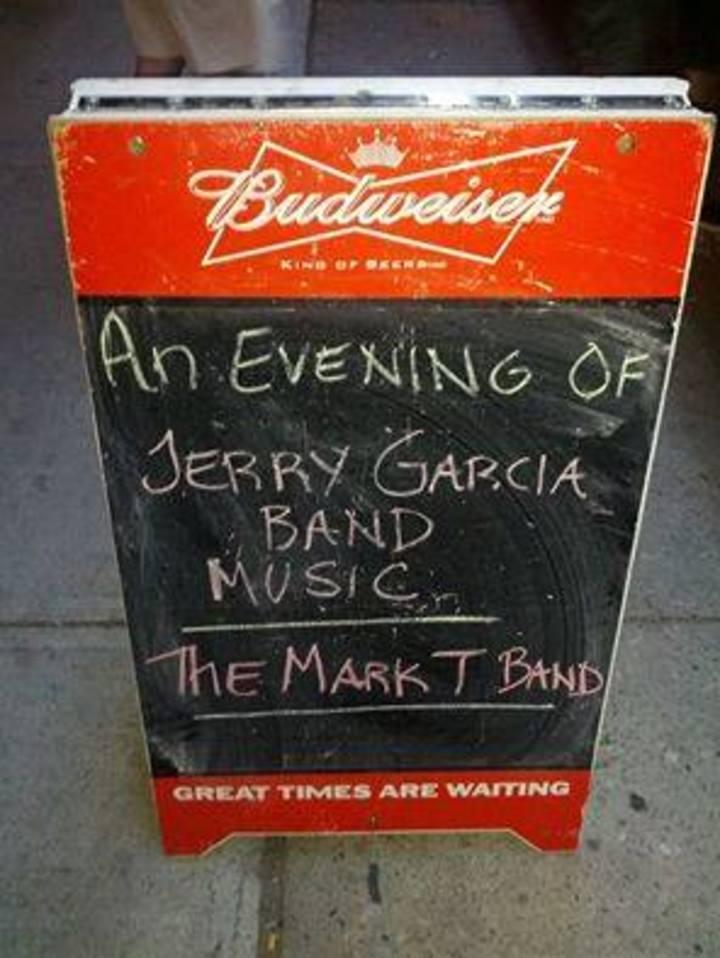 Mark T Band Tour Dates