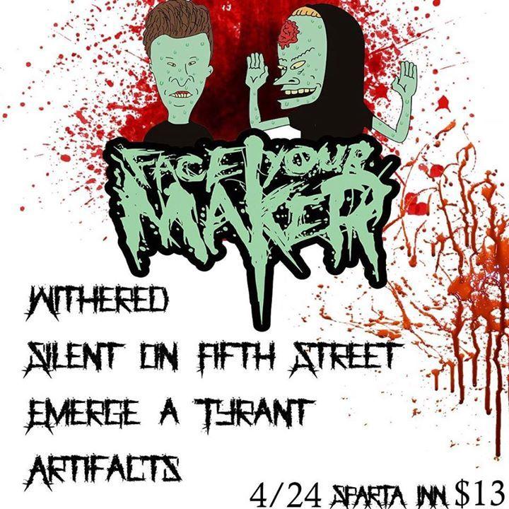 Silent on Fifth Street @ Fearcliff Skatepark - Woodbridge, VA