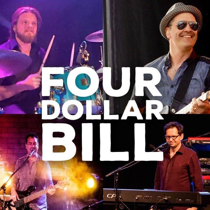 4 Dollar Bill Tour Dates