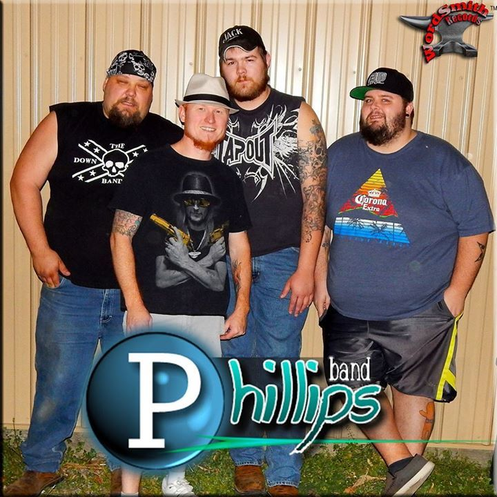 The Phillips Band @ Pinkneyville Eagles Lodge - Pinckneyville, IL