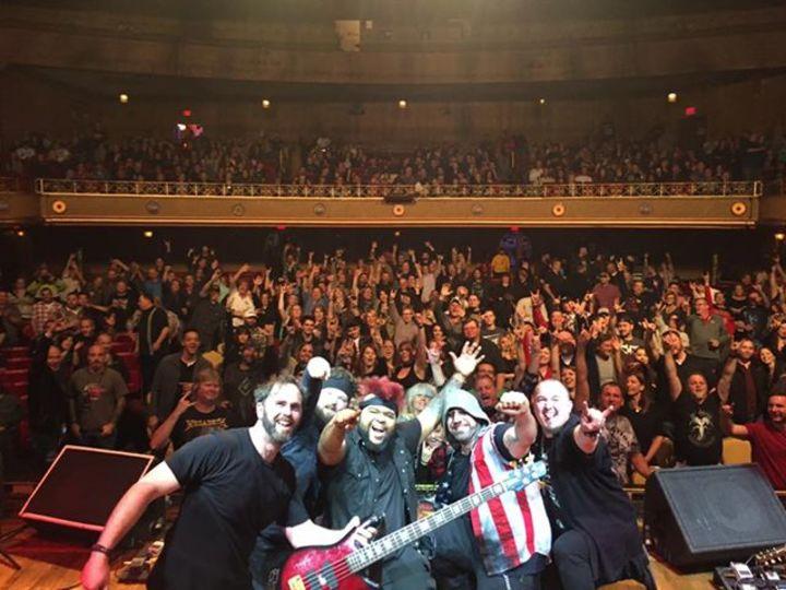 Year Of The Locust @ The Backstage at Championship Bar - Trenton, NJ