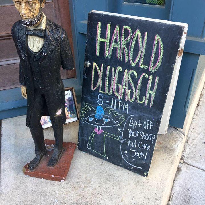 Howard Dlugasch Tour Dates