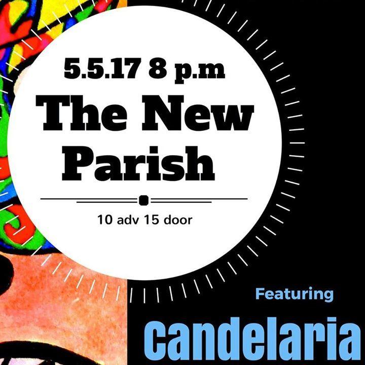 Candelaria Band Tour Dates