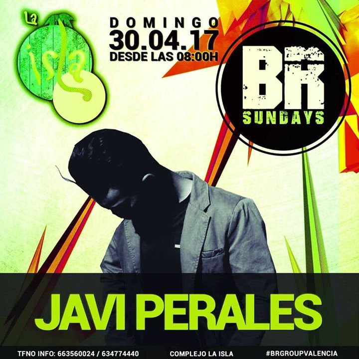 Javi Perales Tour Dates