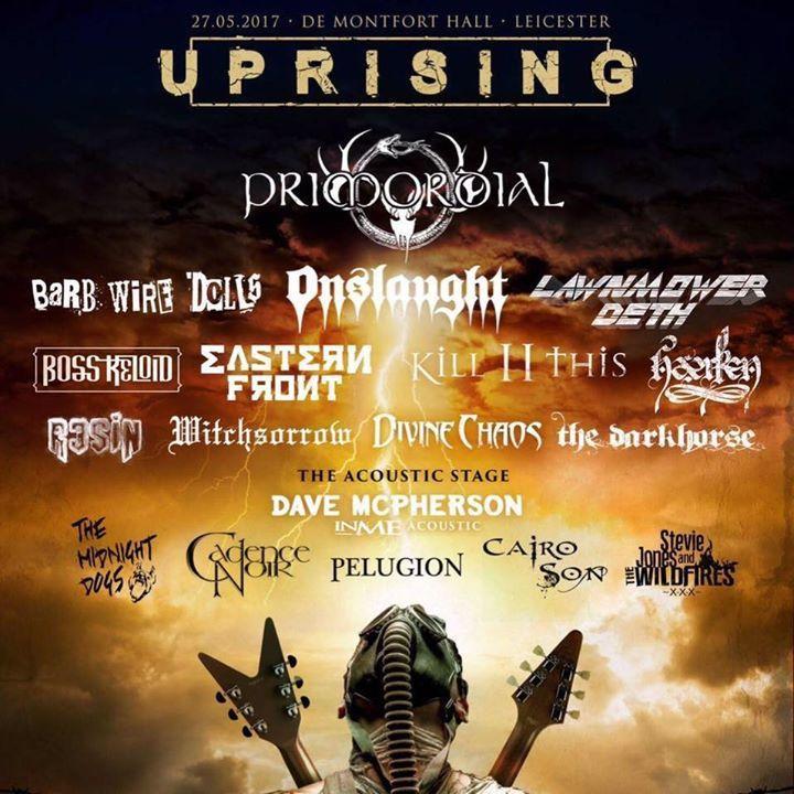 the Darkhorse Tour Dates