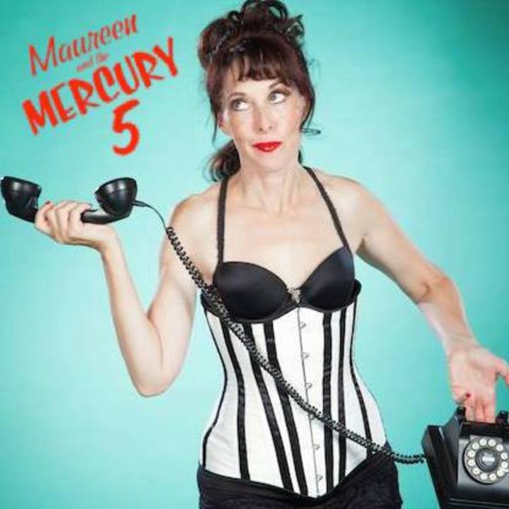 Maureen & The Mercury 5 Tour Dates