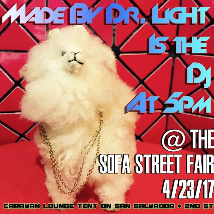 Made by Dr Light Tour Dates