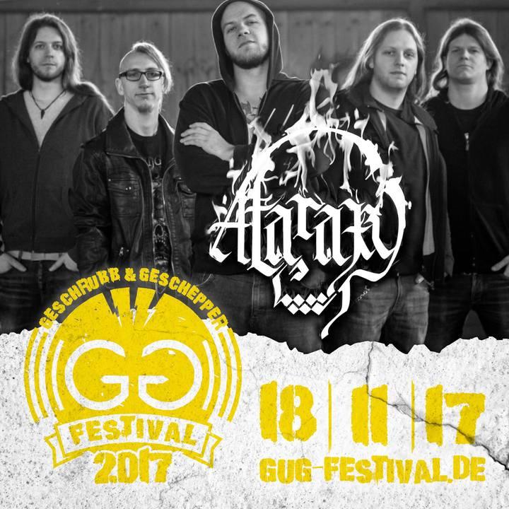 ataraxy @ Geschrupp & Geschepper Festival - Bad Rappenau, Germany
