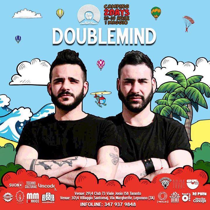 Doublemind Tour Dates