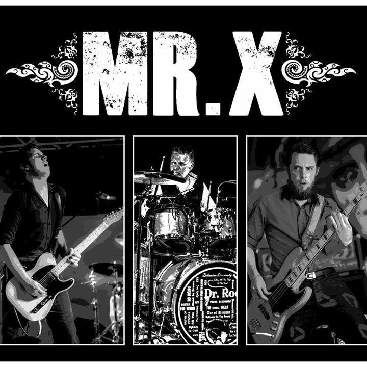MR.X Official Tour Dates