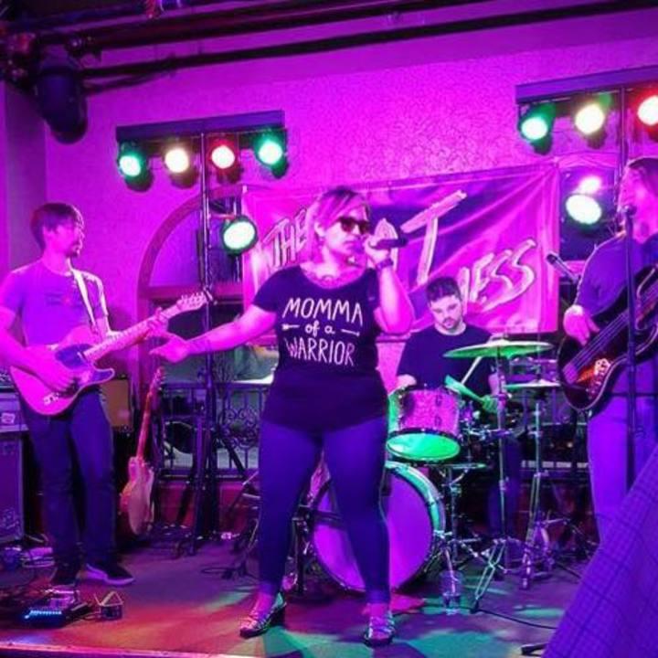 The Hot Mess @ The Tin Pan - Richmond, VA