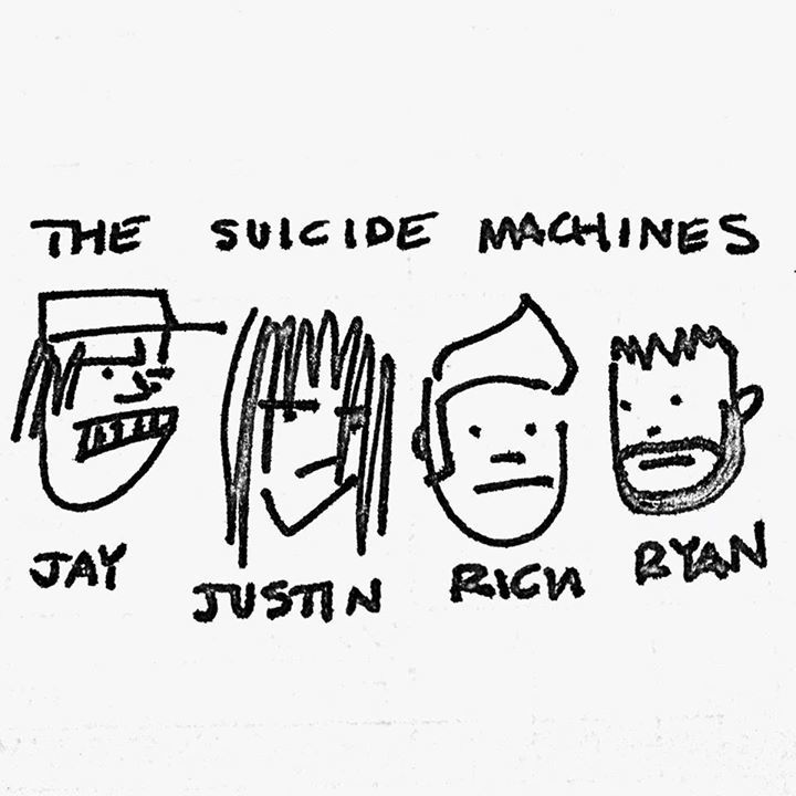 The Suicide Machines Tour Dates