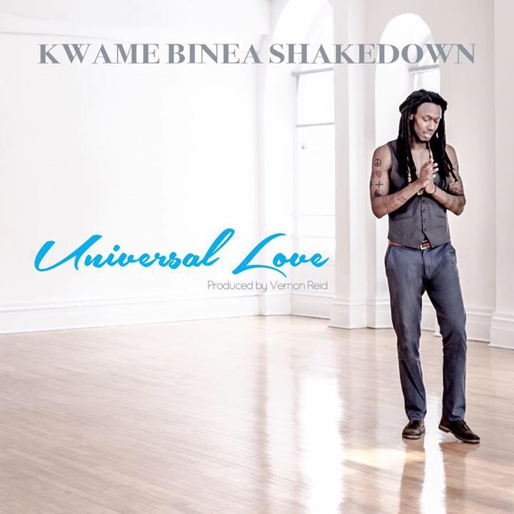 Kwame Binea Tour Dates