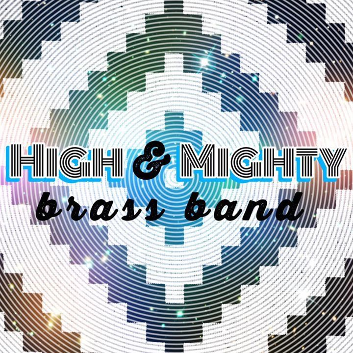 High & Mighty Brass Band Tour Dates